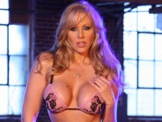 Julia Ann Lets Her Big Titties Out to Play!