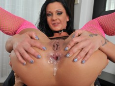 Destiny Deville Gets Her Juicy Pussy Licked and Fucked!