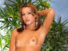 Layla Amorim Srips Out of her Bikini!
