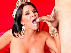 Horny MILF, Kendra Secrets, Gets Pounded in a Locker Room!