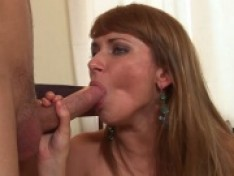 Anna Gileva Gets Her Pussy Pumped Hard!