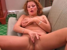 Sissy Fingers Her Wet Pussy!