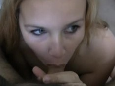 Chelsea Gives a POV BlowJob!