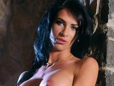 Michelle Sabatini Pleases Her Twat!