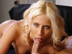 Madison Ivy Sucks a Fat Cock!