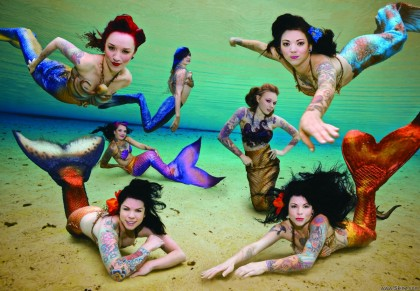 Mermaids  mermaids are taking over the set fascinating us with. Mermaids are taking over the set fascinating us with thier talents under water. Check more files of Mermaids with good bum on Skinz.com now!